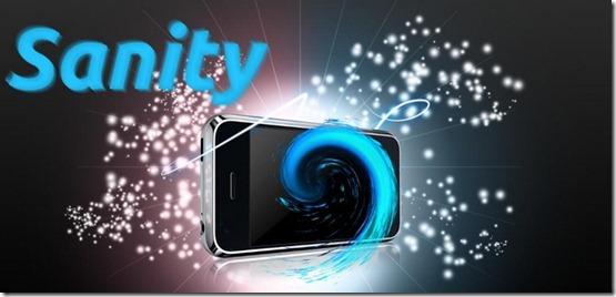 Sanity, app para hipocondriacos de Android