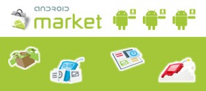 Version 3.0.27 de la app de Android Market