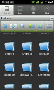 Mejor App para explorar archivos en Android