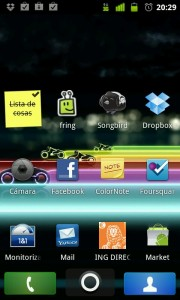 He Launcher, excepcional launcher para Android.