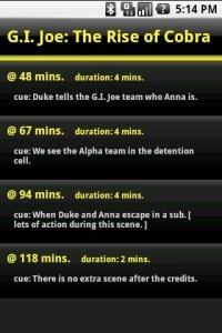 Run Pee Mobile app que te avisa de cuando ir al baño.